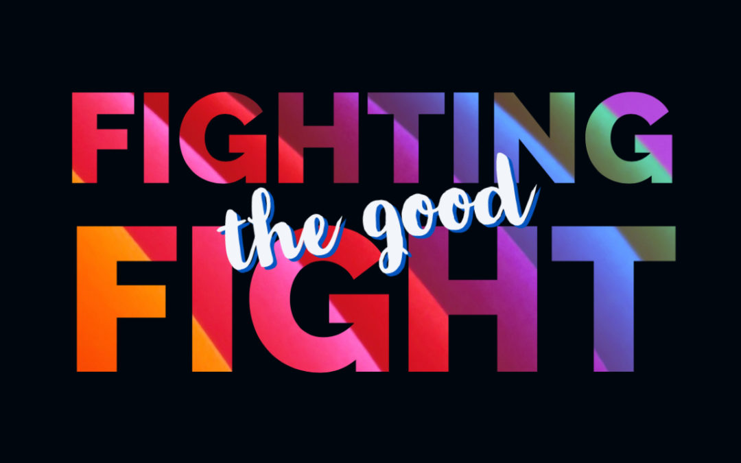 Fighting The Good Fight – Peter's Story