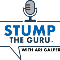 Stump The Guru with Ari Galper